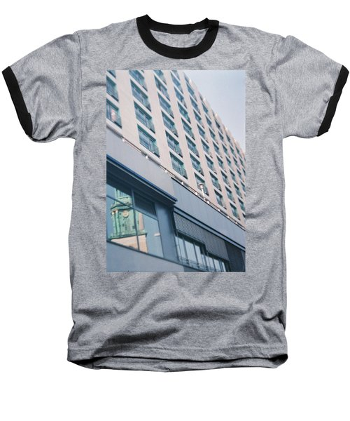 Mirrored Berlin Baseball T-Shirt