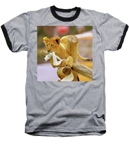 Mischief Baseball T-Shirt