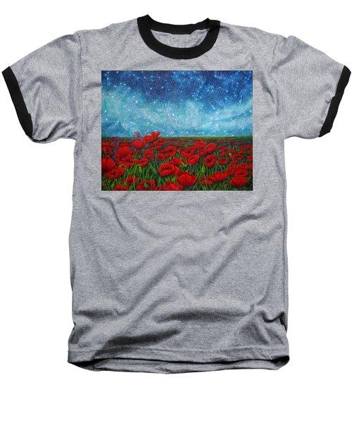 Mischling Baseball T-Shirt by Matt Konar
