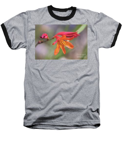 Baseball T-Shirt featuring the photograph Misplaced Beauty by Linda Lees