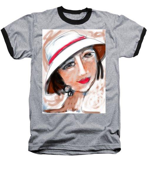 Miss Mary Baseball T-Shirt
