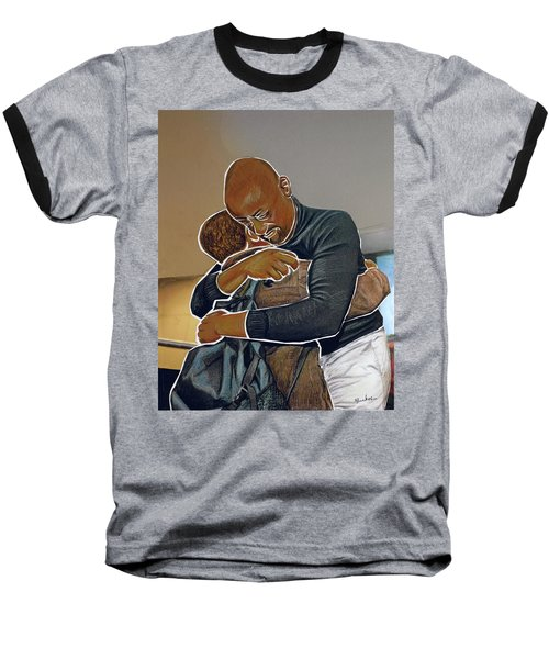 Missed You Boy Baseball T-Shirt
