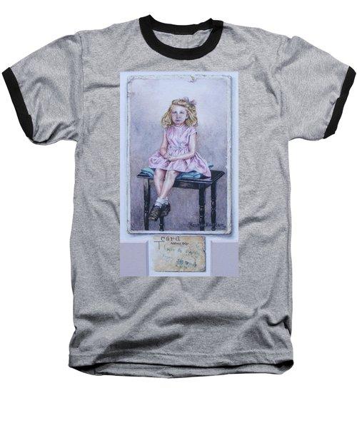 Missing Daddy, Devonshire 1940 Baseball T-Shirt