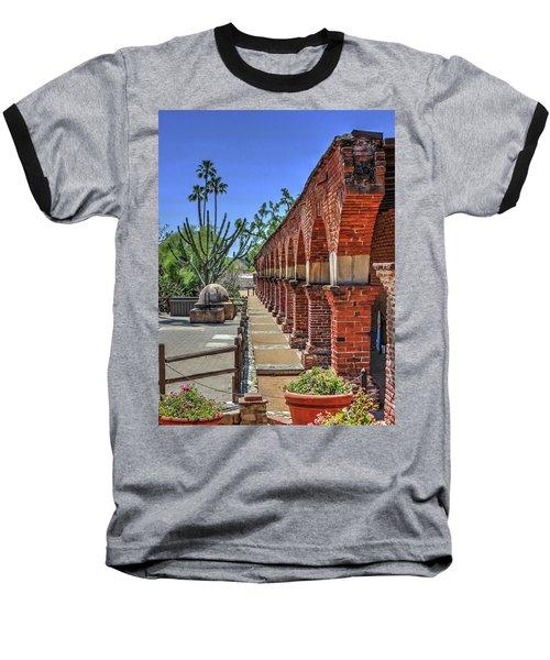 Mission Arches Baseball T-Shirt