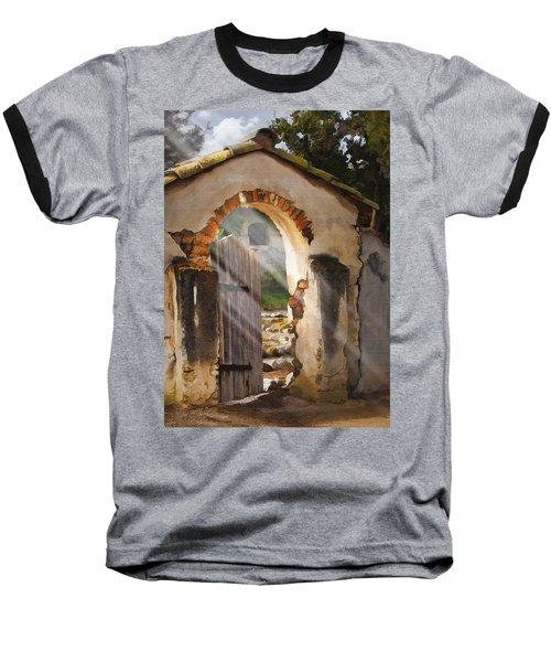 Mission Gate Baseball T-Shirt