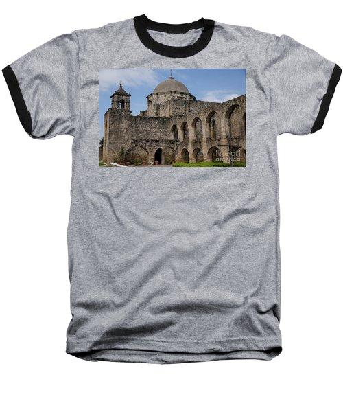 Mission San Jose - 1218 Baseball T-Shirt