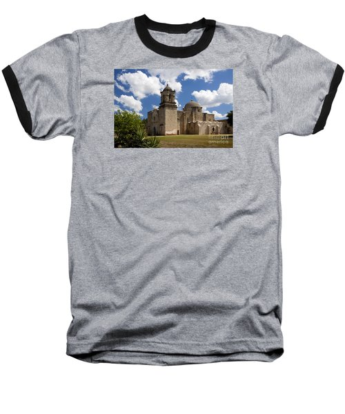 Baseball T-Shirt featuring the photograph Mission San Juan by Richard Lynch