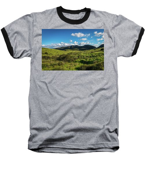 Mission Trails Grasslands Baseball T-Shirt