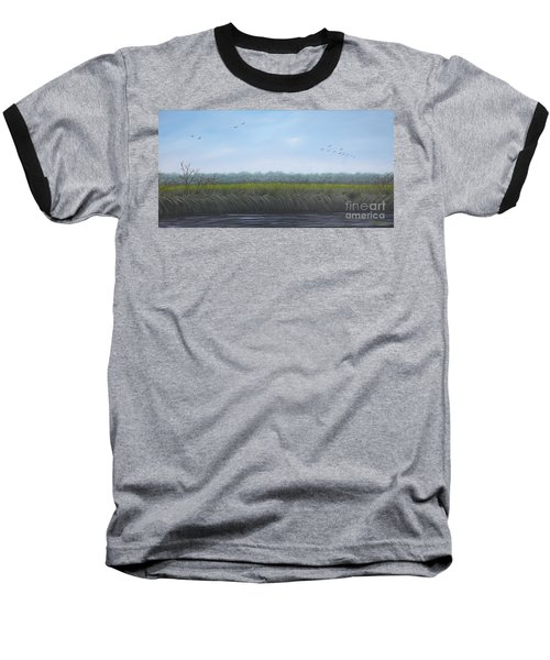 Missiquoi Refuge Baseball T-Shirt
