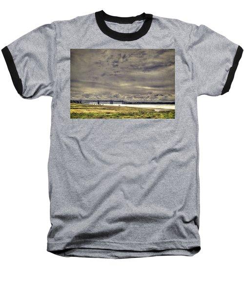 Mississipi River Baseball T-Shirt