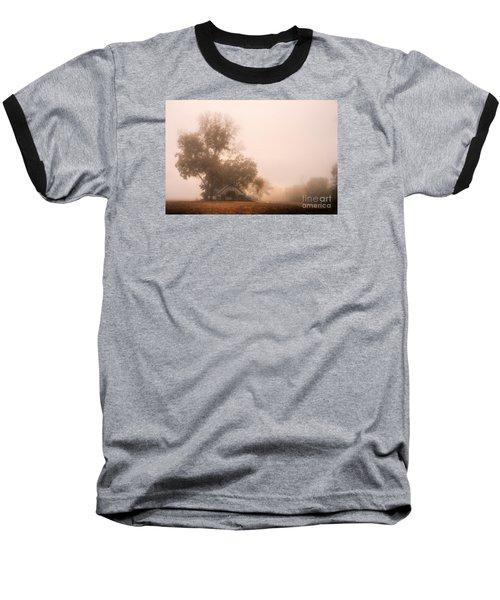 Missouri Bottoms Indian Summer Baseball T-Shirt by William Fields