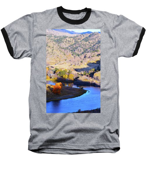 Missouri River Baseball T-Shirt