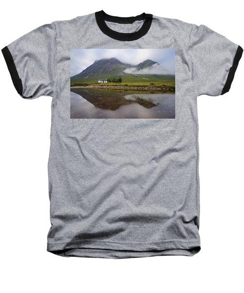 Mist At Lagangarbh Baseball T-Shirt