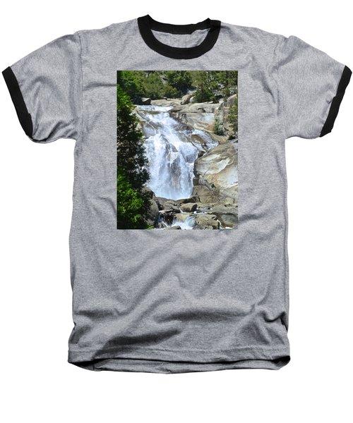 Mist Falls Baseball T-Shirt