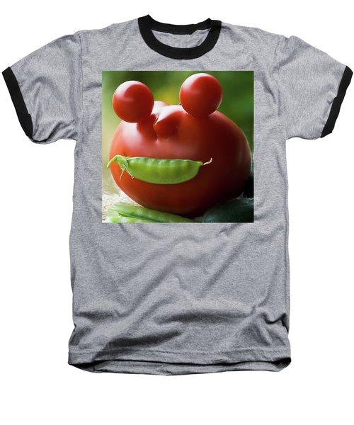 Mister Tomato Baseball T-Shirt