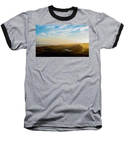 Misty Beach Baseball T-Shirt