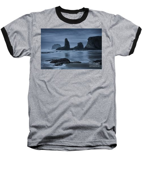 Misty Coast Baseball T-Shirt