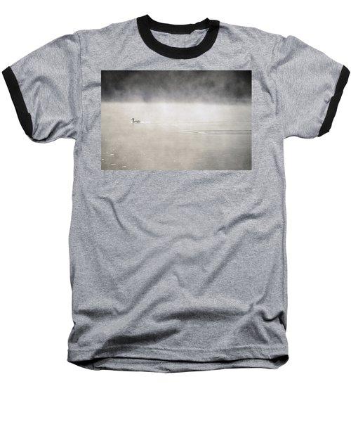 Misty Duck Baseball T-Shirt