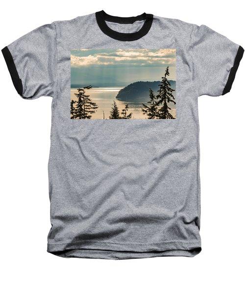 Misty Island Baseball T-Shirt