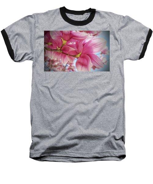 Misty Magnolia Baseball T-Shirt