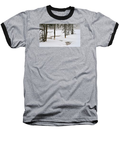 Misty Morn Baseball T-Shirt
