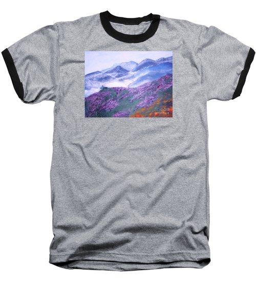 Misty Mountain Hop Baseball T-Shirt