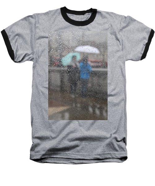 Misty Rain Baseball T-Shirt