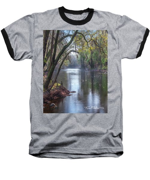 Misty River Baseball T-Shirt