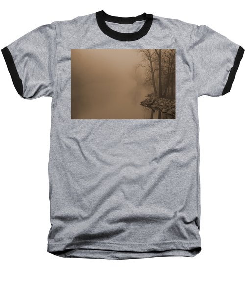 Misty River - Vintage  Baseball T-Shirt