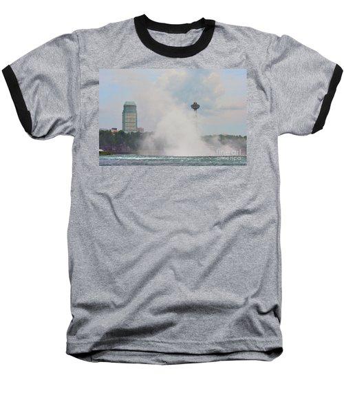 Misty Skylon Baseball T-Shirt