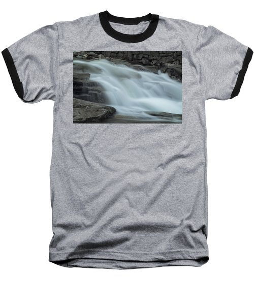 Misty Stickney Brook Baseball T-Shirt by Tom Singleton