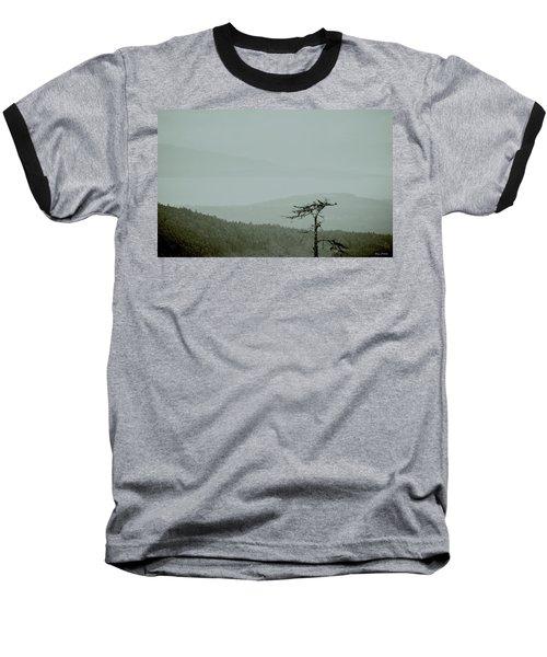 Misty View Baseball T-Shirt