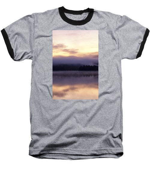 Misty Waters Baseball T-Shirt