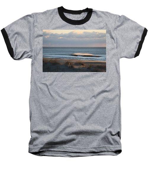 Misty Waves Baseball T-Shirt