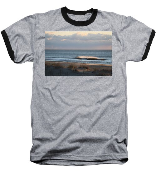 Misty Waves Baseball T-Shirt
