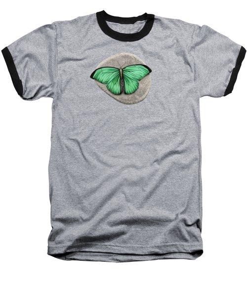 Mito Awareness Butterfly- A Symbol Of Hope Baseball T-Shirt