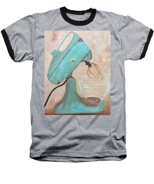 Mix It Up Baseball T-Shirt