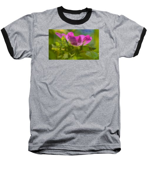 Baseball T-Shirt featuring the photograph mix by Leif Sohlman