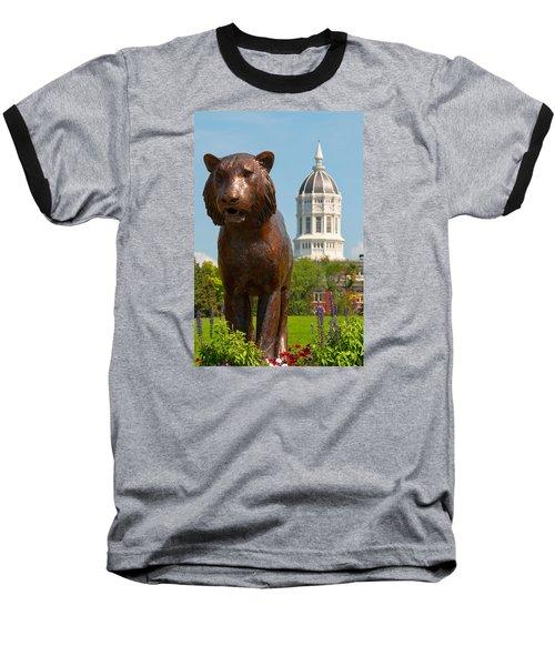 Mizzou Baseball T-Shirt by Steve Stuller