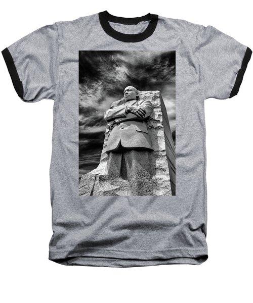 Mlk Memorial Baseball T-Shirt