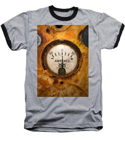 Mm Amperes Gauge Baseball T-Shirt