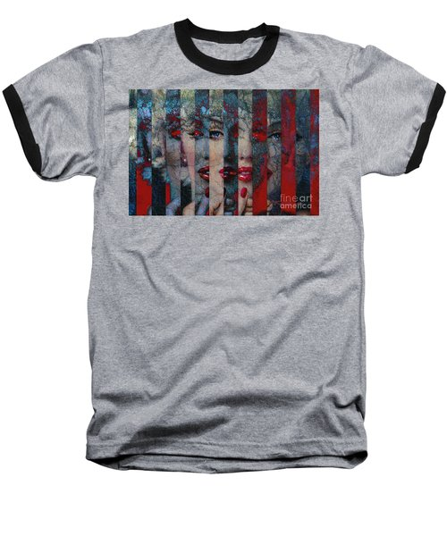 Mmarilyn 132 Sis Baseball T-Shirt
