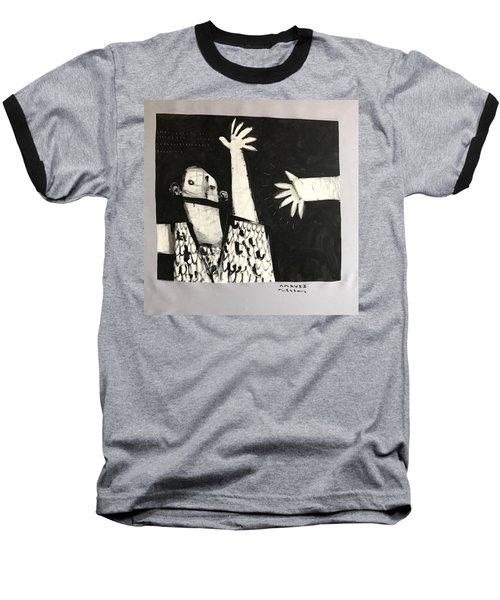 Mmcvii Paranoia No 2  Baseball T-Shirt