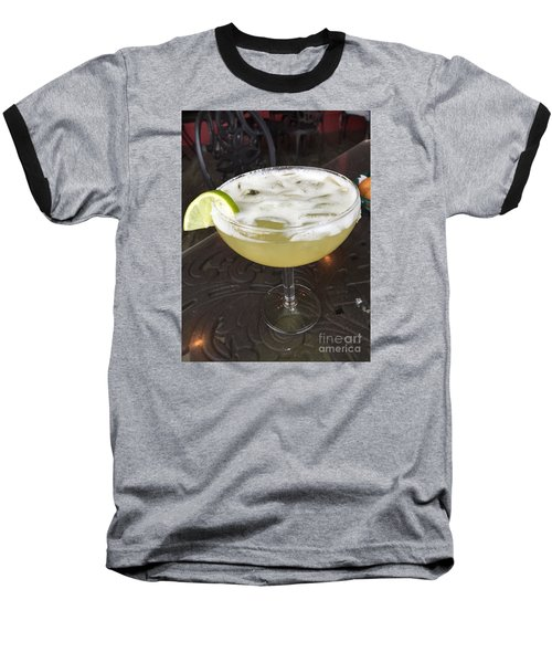 Mmmmm Margarita Baseball T-Shirt