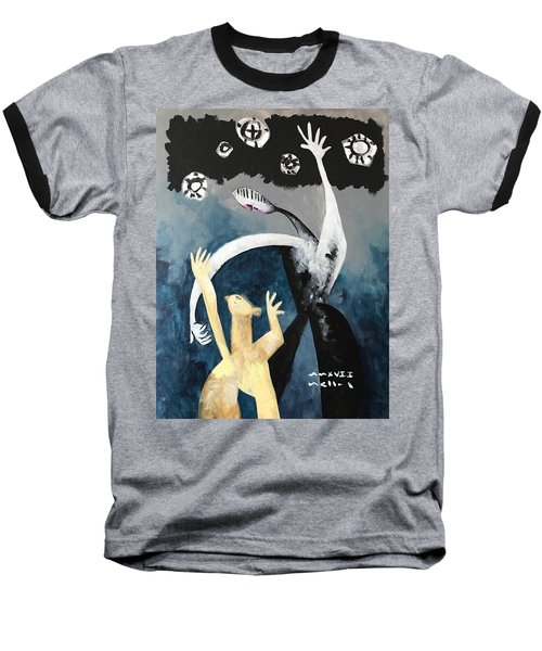 Mmxvii The Ascension No. 2  Baseball T-Shirt