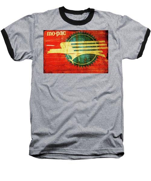 Mo-pac Caboose  Baseball T-Shirt