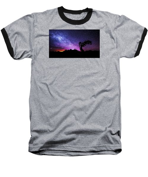 Moab Skies Baseball T-Shirt
