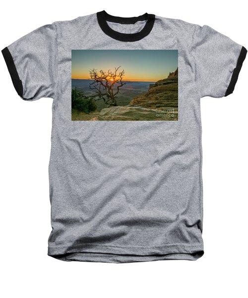Moab Tree Baseball T-Shirt