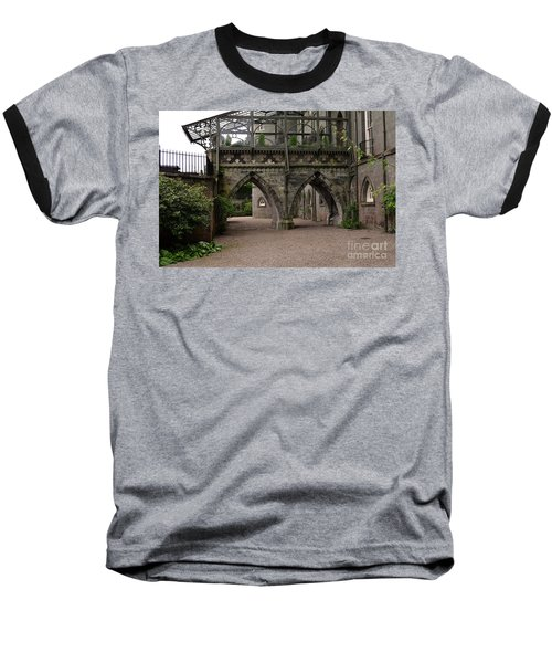 Moat At Inveraray Castle In Argyll Baseball T-Shirt