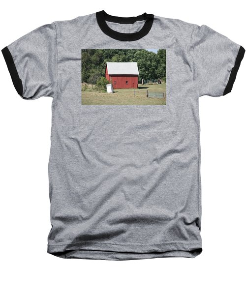 Moberly Farm Baseball T-Shirt